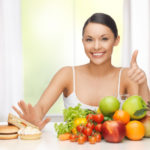 organic diet for hairs