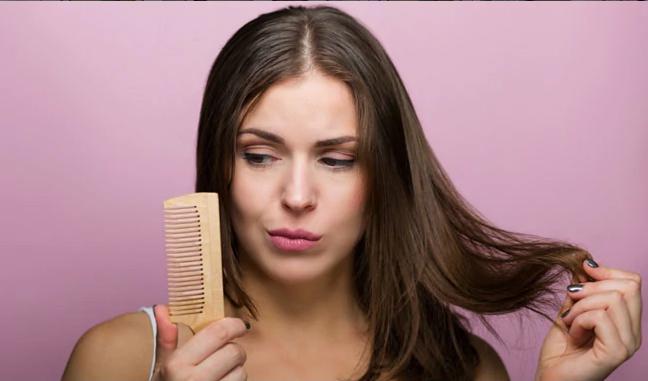 Say Bye Bye To Hair Fall