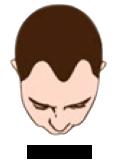 Baldness Level 1